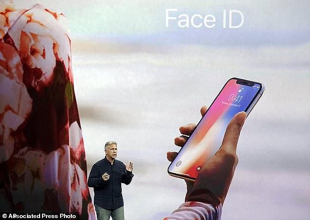 专家:iPhone X面部识别功能或会泄露数据