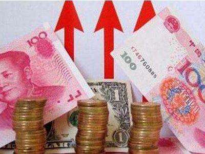 人民币汇率四天涨近500点:非美货币中一枝独秀