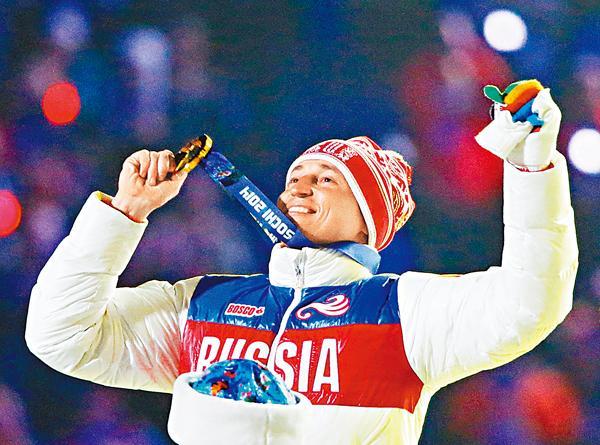 索契冬奥冠军被取消金牌 原因竟不是药检呈阳性