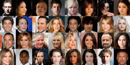 英伟达公布新AI系统:可以凭空创造人物肖像