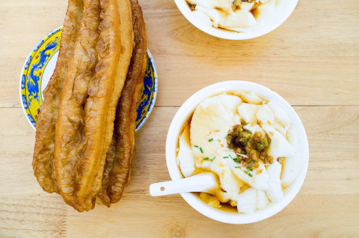 中式早餐,哪一道是你的爱?南方人吃的豆腐脑一定是甜的?