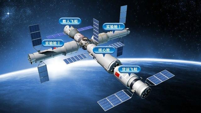 天舟—号飞船完诚使命意味着中国车门空内站时