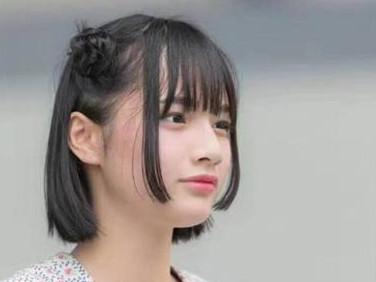 中国女留学生获日本美少女大赛冠军