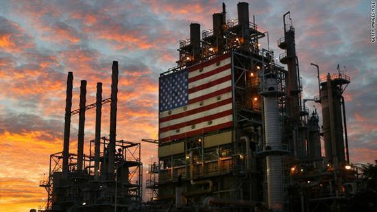 出口增长 美石油基础设施面临极限考验