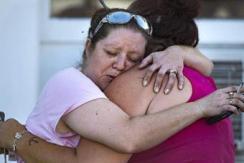 美国得州教堂突发枪击案 已致27人死亡