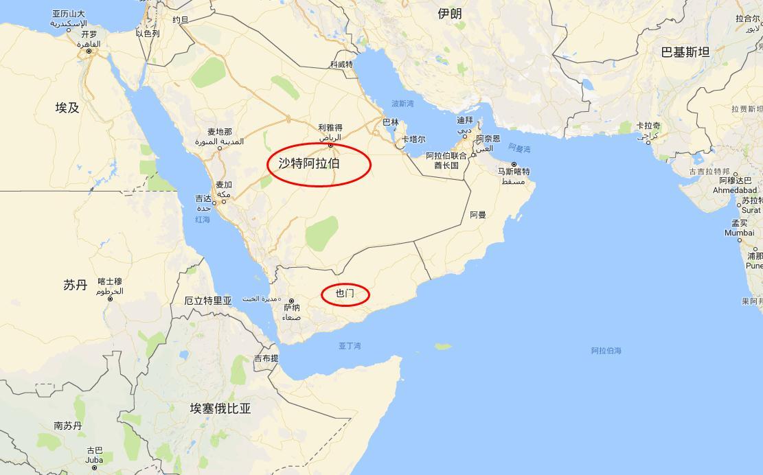 外媒:沙特宣布关闭与也门的陆地、海上和空中港口