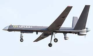 俄推出全新无人机还未服役已落后