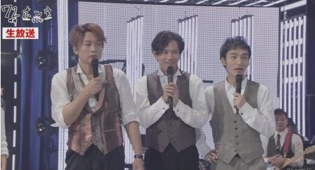 原日本组合SMAP成员解散后首次同登台 刷新收视率