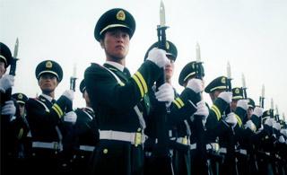 重磅推出:新时代战歌《做习主席的好战士》