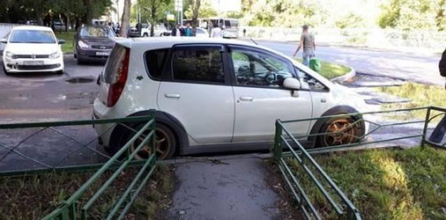 天啊!停车实在是太难了