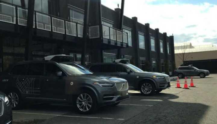 优步筹备第二代自动驾驶汽车 最快年底上市
