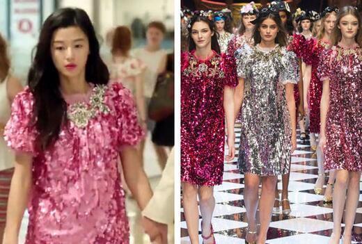 韩剧中女星造型那么美,而现实中的打扮让人看不懂