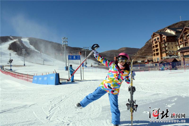 雪季真的来了! 崇礼各大滑雪场陆续开滑