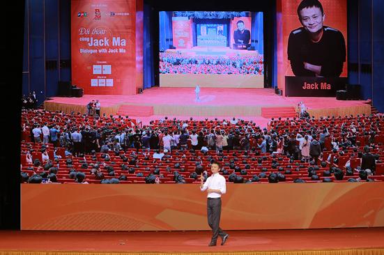 越南总理阮春福:阿里不仅是中国的骄傲,也代表了亚洲力量