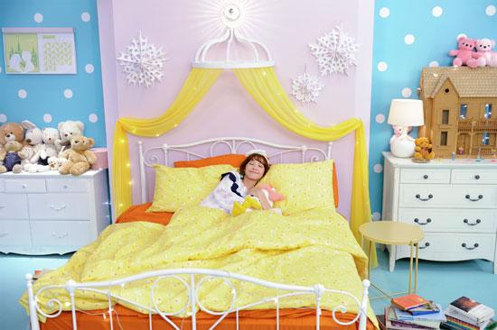 LuLu专辑《美小鸭》乐当梦幻《赖床公主》MV首播