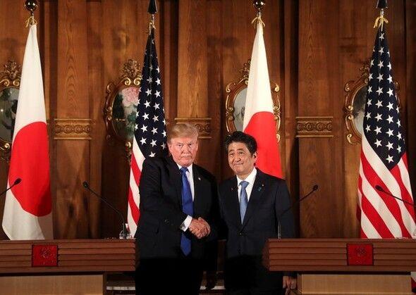 特朗普要求日本购买武器 韩媒:韩恐难独善其身