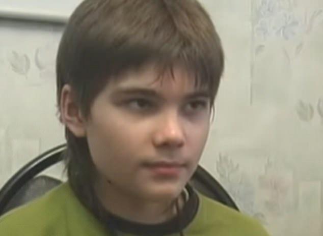 俄神童声称来自火星拥有火星文明记忆