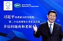 习近平出席2017年APEC越南峰会并访问越南和老挝