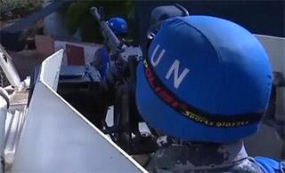 威武中国蓝盔 马里维和部队战训忙