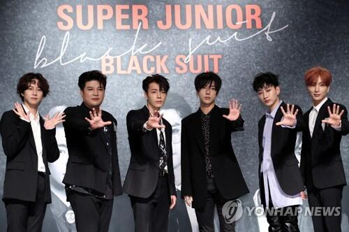 Super Junior发行正规八辑:将团结一心填补崔始源空缺