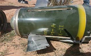 GP-1激光制导炮弹现身中东战地?