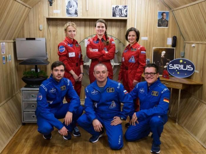 """模拟""""月球飞船"""" 6名成员将展开17昼夜隔离实验"""