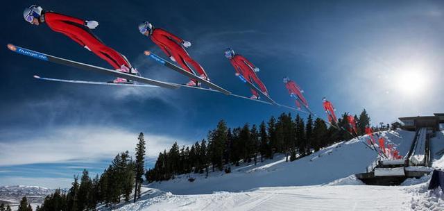 勇敢者的运动:带你了解不一样的跳台滑雪