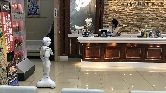 机器人不会取代所有工作 因为总有人要维护它