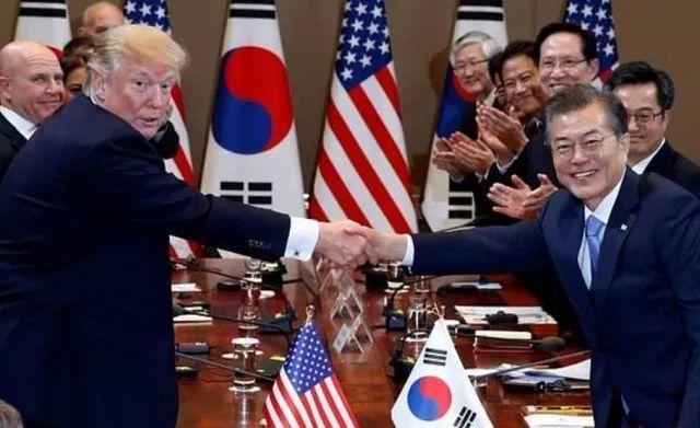 日本气炸!今晚韩国为特朗普准备的这顿饭太厉害了