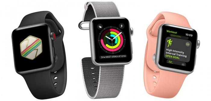 2018年Apple Watch总体出货量有望达到2500万块