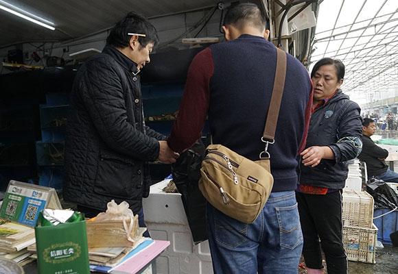 夫妻卖海鲜每天凌晨3点起床 郑州买6套房