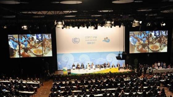 """德媒:波恩气候大会进行时 """"中国方案""""被赞"""