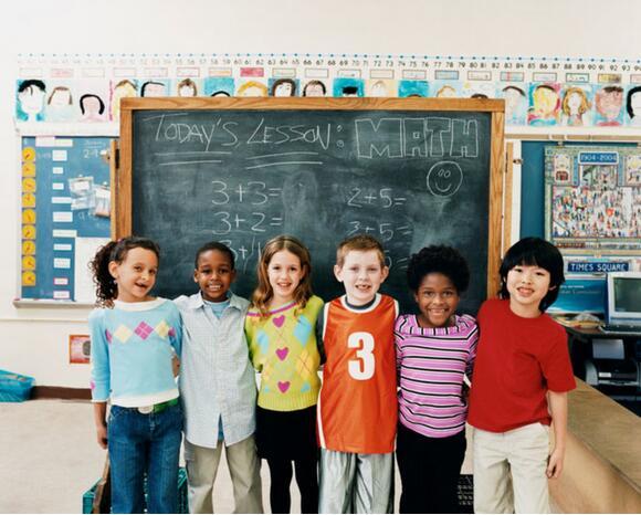 消除种族偏见从孩子抓起:关键是减少陌生感
