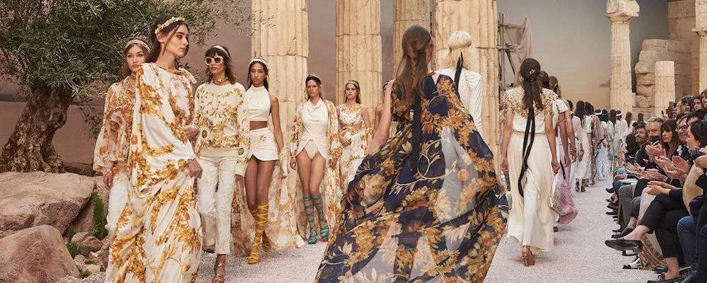 一切文艺与美的起源,就在卡尔·拉格斐的Chanel