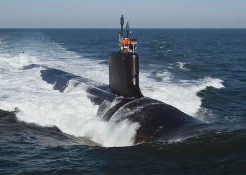韩国要买美国核潜艇防朝鲜?法媒:或引军备竞赛