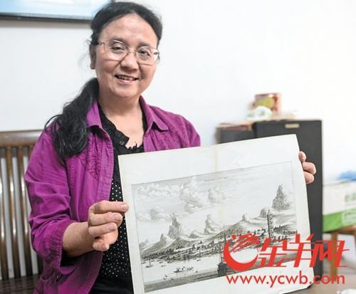 媒体:旅美华人女作家十年向祖国捐赠超五千件文物文献