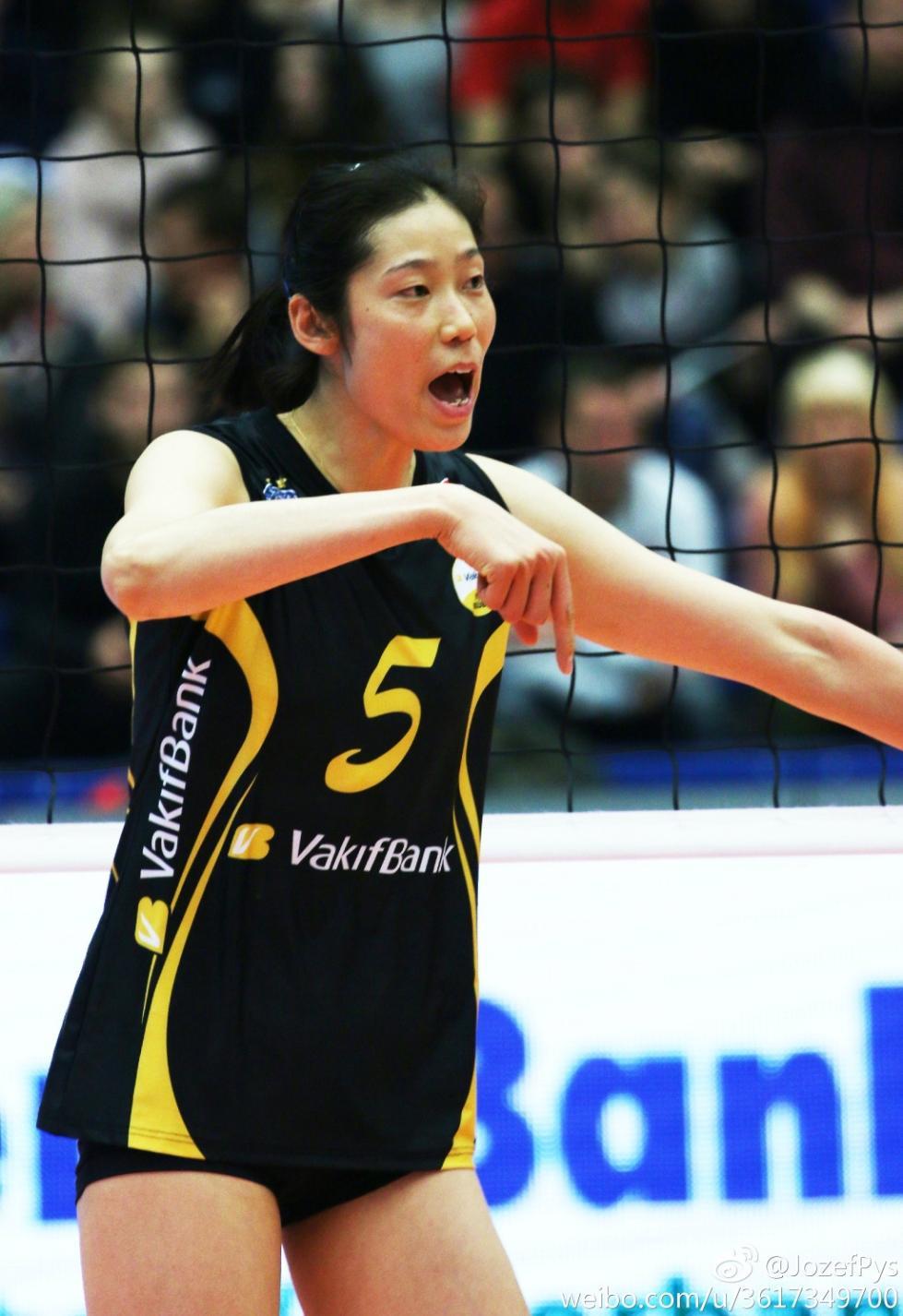 朱婷18分得分王 瓦基弗银行3-0夺欧冠资格赛首胜