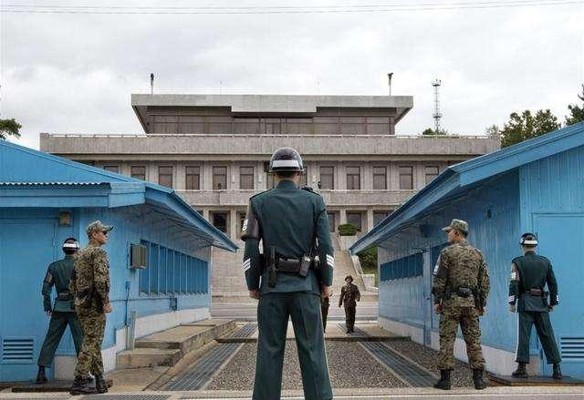 特朗普突然决定访朝韩非军事区后又取消...