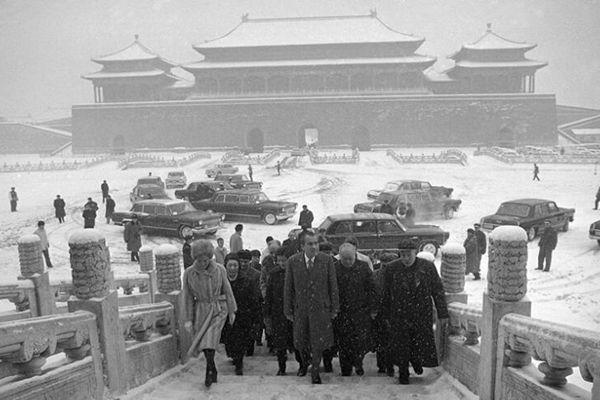 历任美国总统访华最爱去的名胜古迹