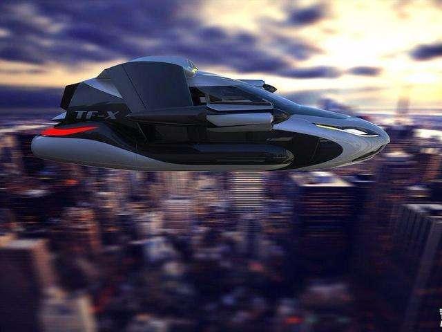 Uber与NASA签订合作协议 合作开发飞行汽车项目交通系统