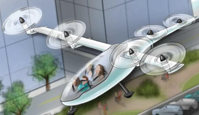 """Uber""""飞行汽车""""可能于2020年前投入运营"""