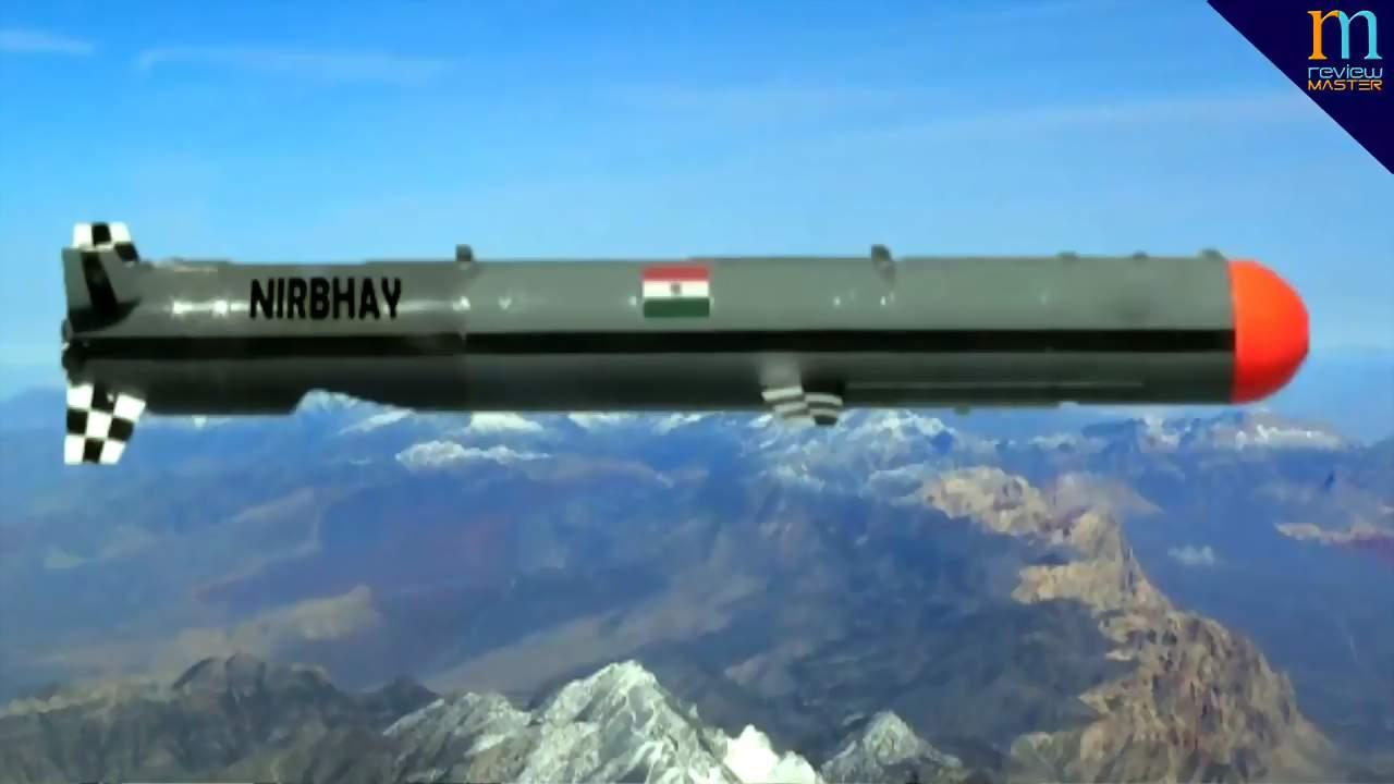 インド国産巡航ミサイル、発射実...