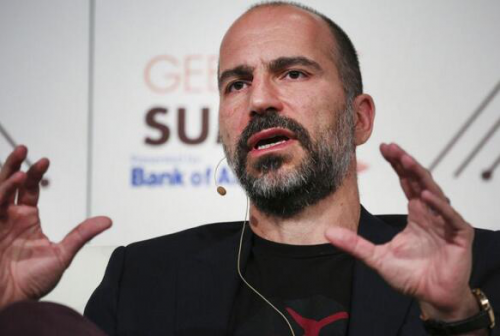 Uber新任CEO:公司文化需改革 员工要做正确的事