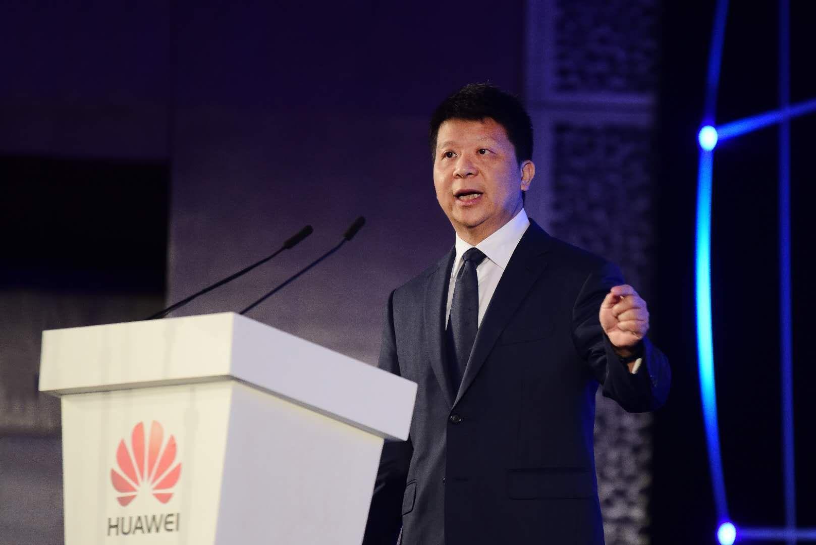 华为轮值CEO郭平:ICT技术是推动亚太经济关键使能器