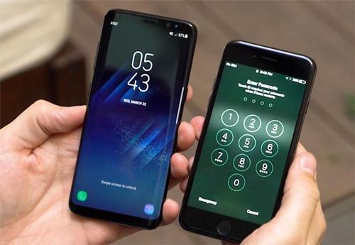 报告:苹果iPhone上季度在美出货量超三星手机