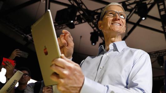 放弃home键!新iPad将使用人脸识别与全面屏设计
