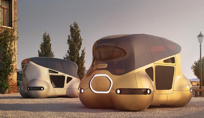 Mobuno自动驾驶概念:未来我们这样叫车