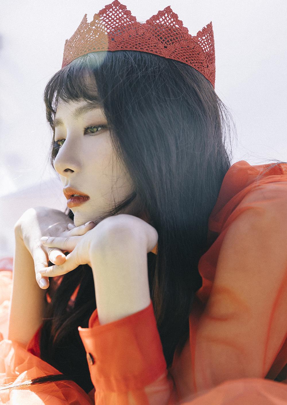 Red Velvet《Peek-A-Boo》回归 成员SEULGI预告图公开