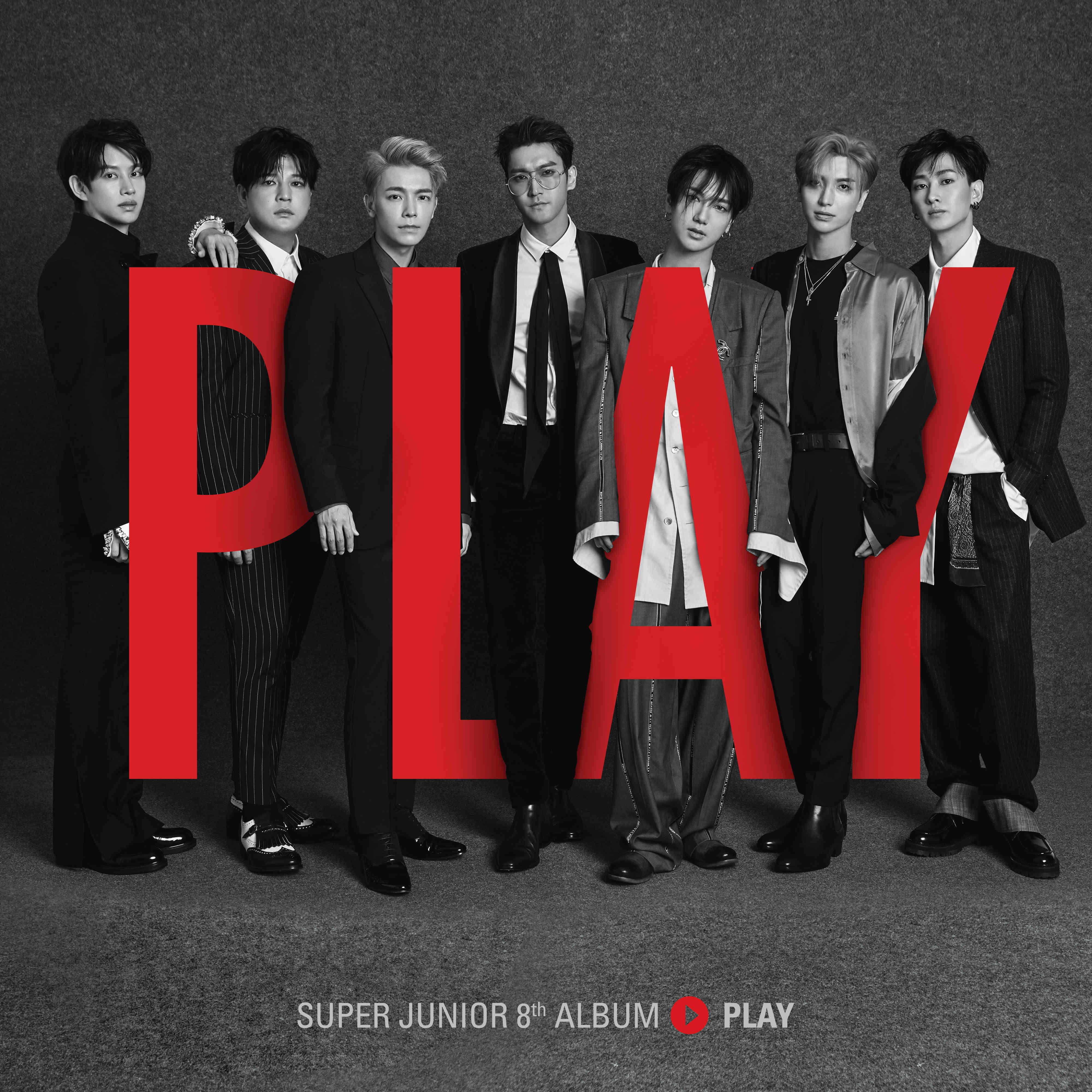 Super Junior通过《M COUNTDOWN》首次公开回归舞台