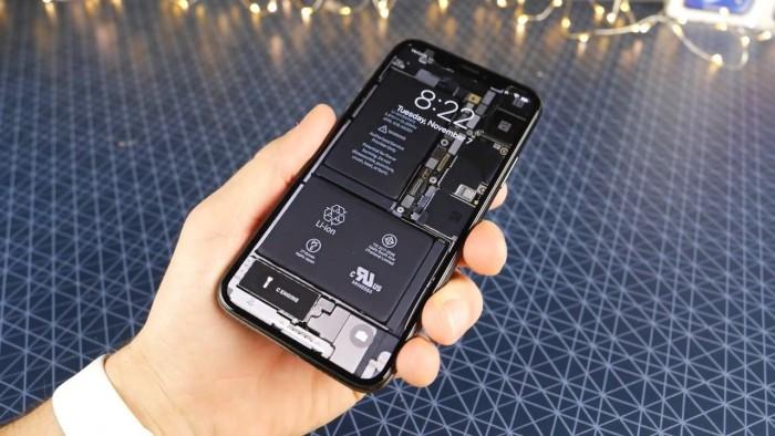 动手达人制作全透明版iPhone X